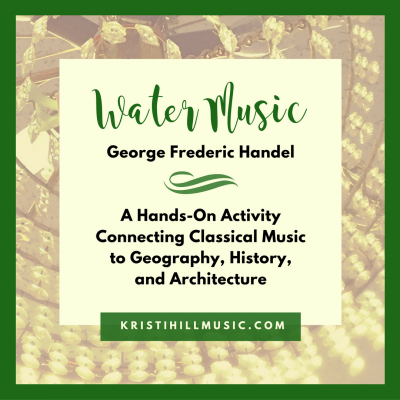 Activity for Kids: Handel's Water Music