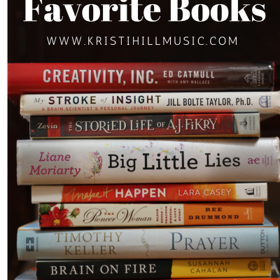 10 Favorite Books for 2016