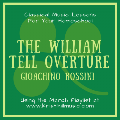 {Music Lessons for Kids} The William Tell Overture  // Rossini
