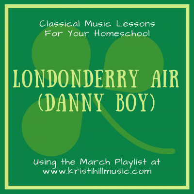 {Music Lessons for Kids} Londonderry Air (Danny Boy)