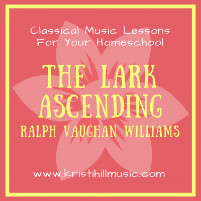 {Classical Music Lessons for Kids} The Lark Ascending // Vaughan Williams