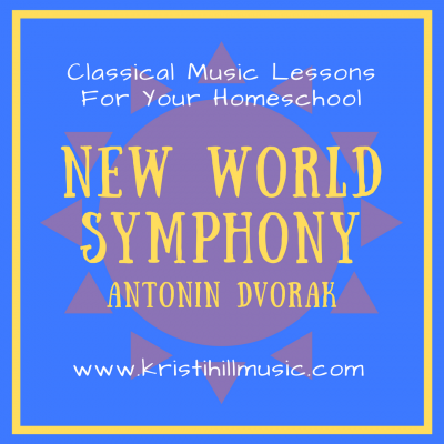 {Music Lessons for Kids} The New World Symphony // Dvořák