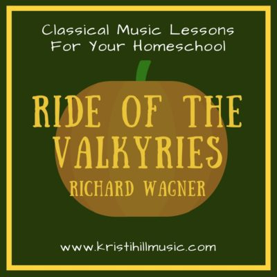 {Music Lessons for Kids} Ride of the Valkyries // Wagner