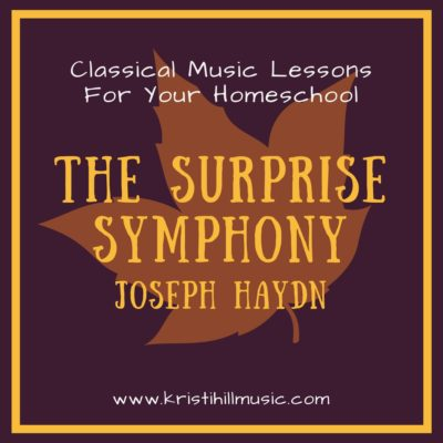 {Music Lessons for Kids} The Surprise Symphony // Haydn
