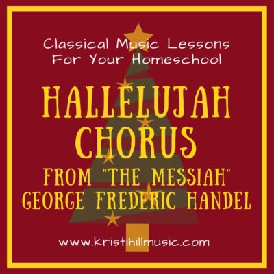 {Music Lessons for Kids} Hallelujah Chorus // Handel