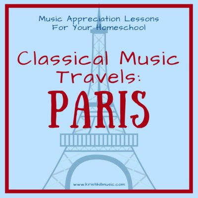 Classical Music Travels: PARIS