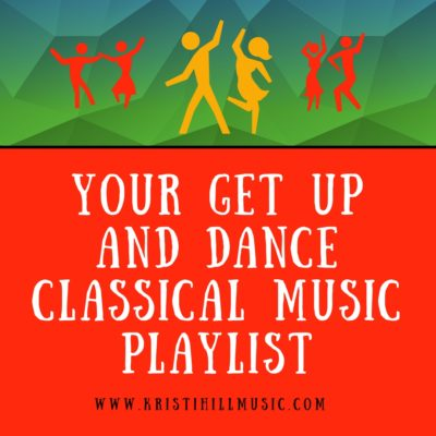 Your Classical Music Get-Up-And-Dance Playlist