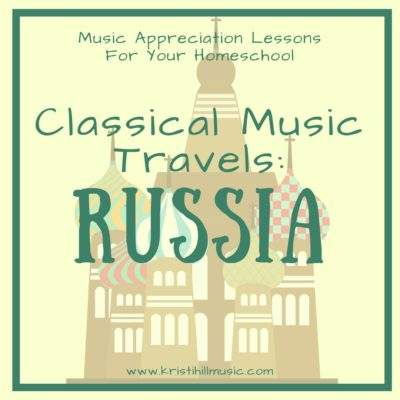 Classical Music Travels: Russia