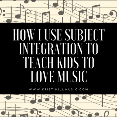 How to Use Subject Integration to Teach Kids to Love Classical Music // Hebrides Overture