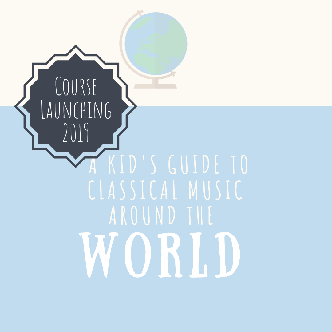 A Kid's Guide to Classical Music Around the World